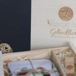 USB-Box Hochzeitsfotos