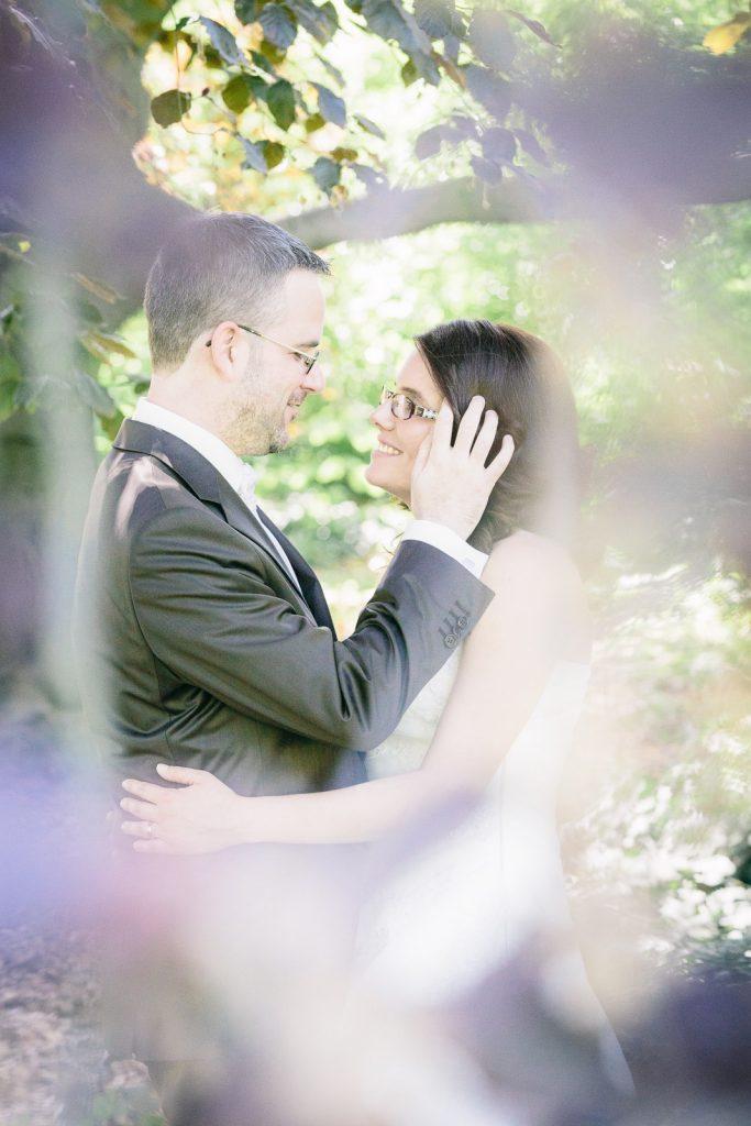 Hochzeit im Palmengarten