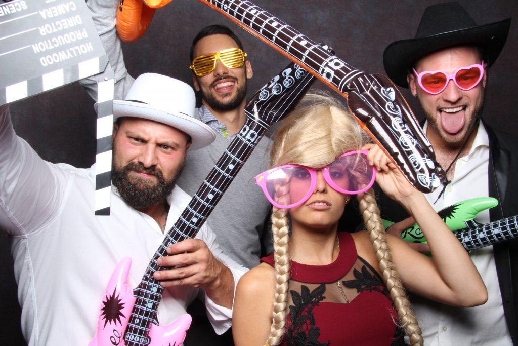 Photobooth Hochzeit Party