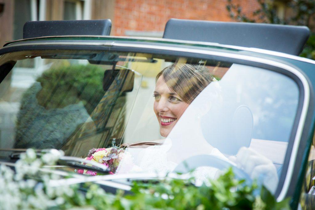 Braut Villa Rothschild
