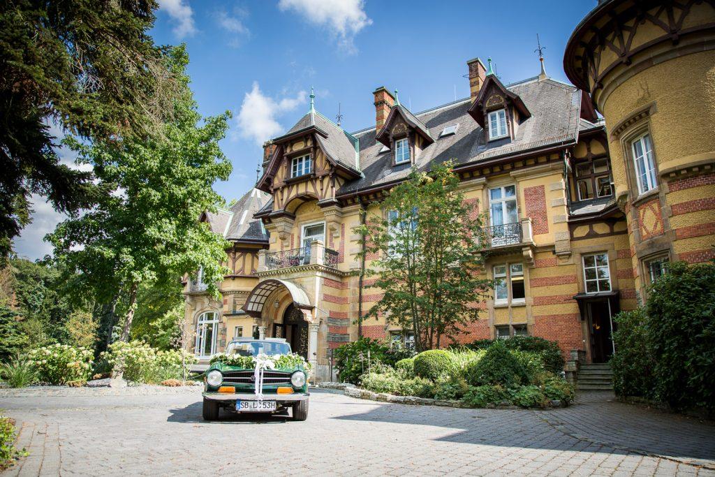 Paarshooting Villa Rothschild