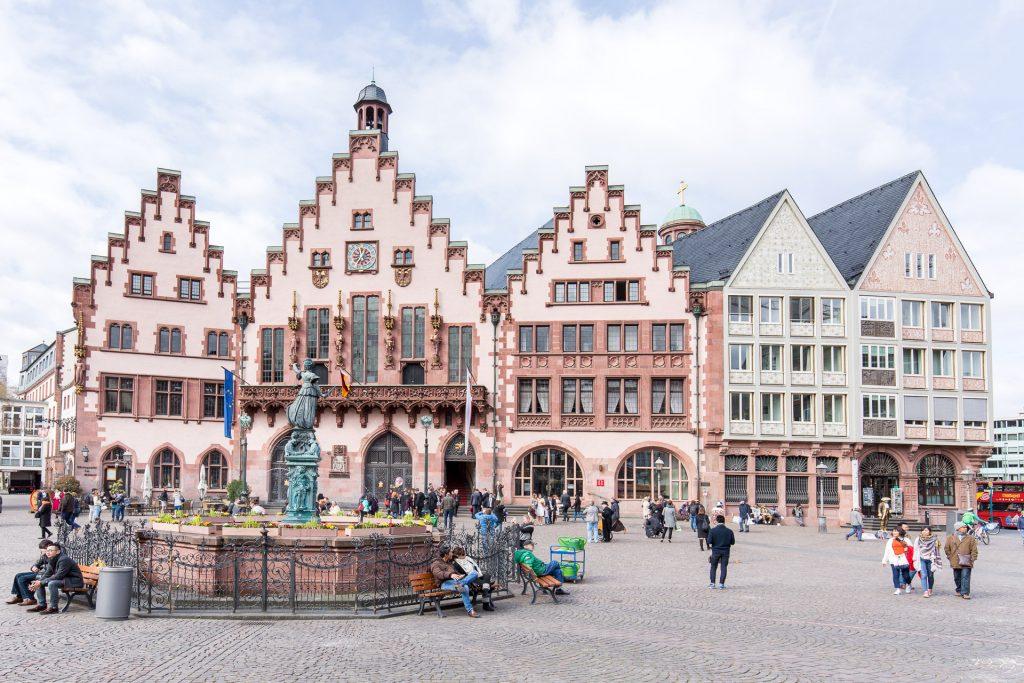 Hochzeit Frankfurt Römer