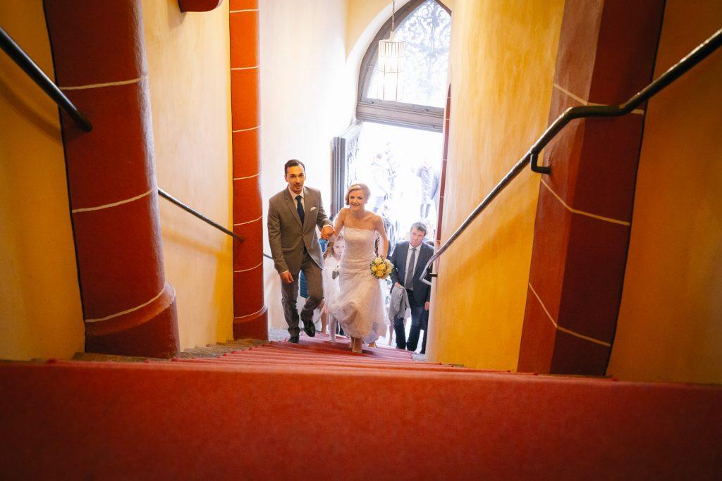 Hochzeit im Römer in Frankfurt 1