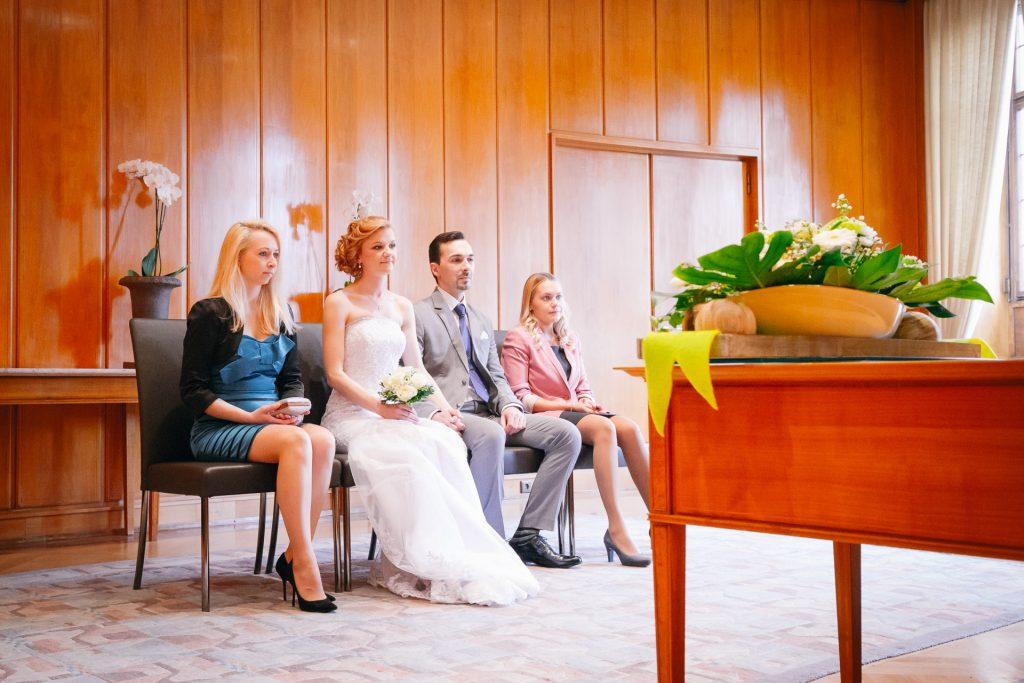 Hochzeit im Römer in Frankfurt 2
