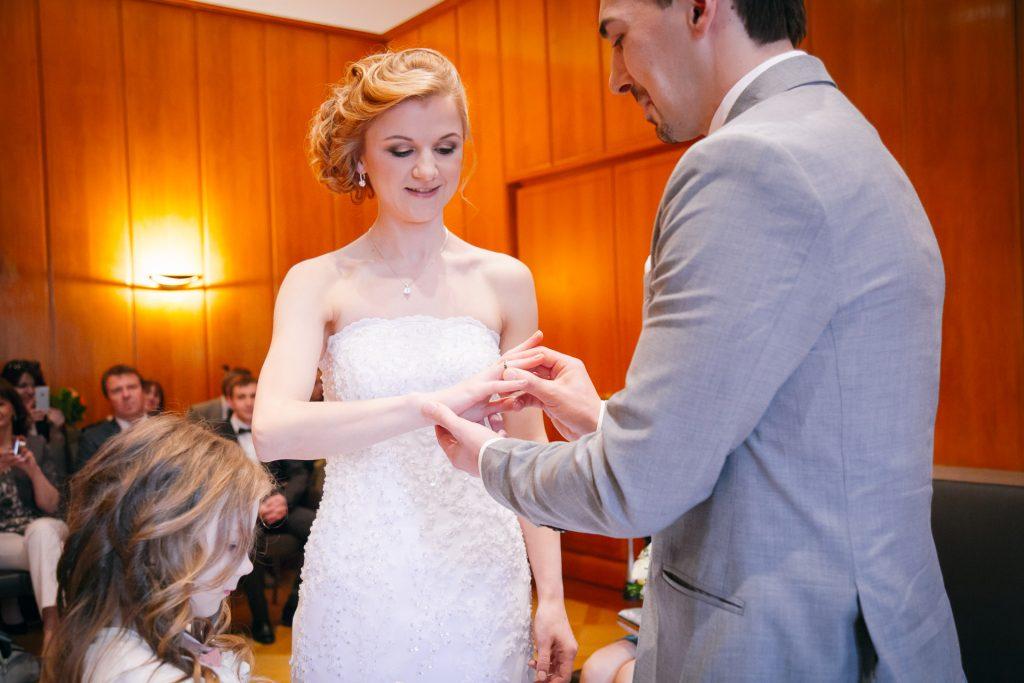 Hochzeit im Römer in Frankfurt 6