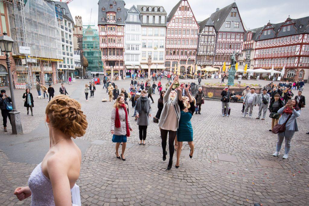 Hochzeit im Römer in Frankfurt 16