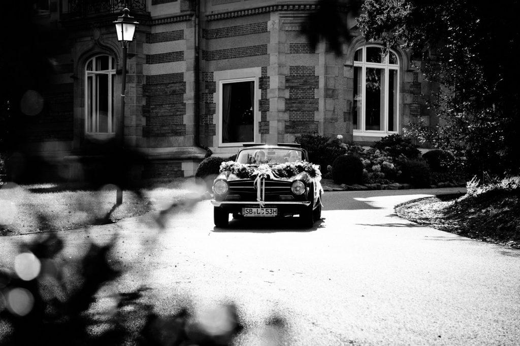 Trauung Villa Rothschild