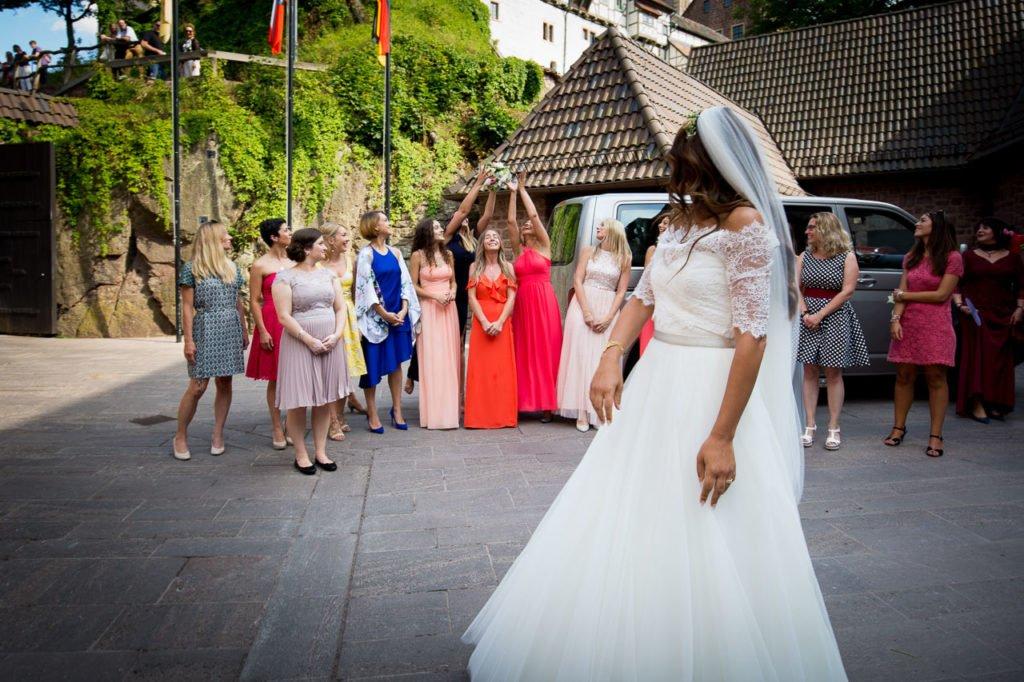 Hochzeitsreportage Wartburg