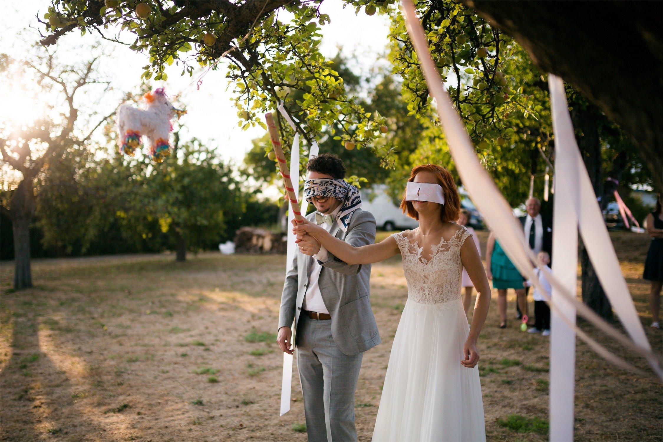 Hochzeitsspiel am Alten Obstkeller