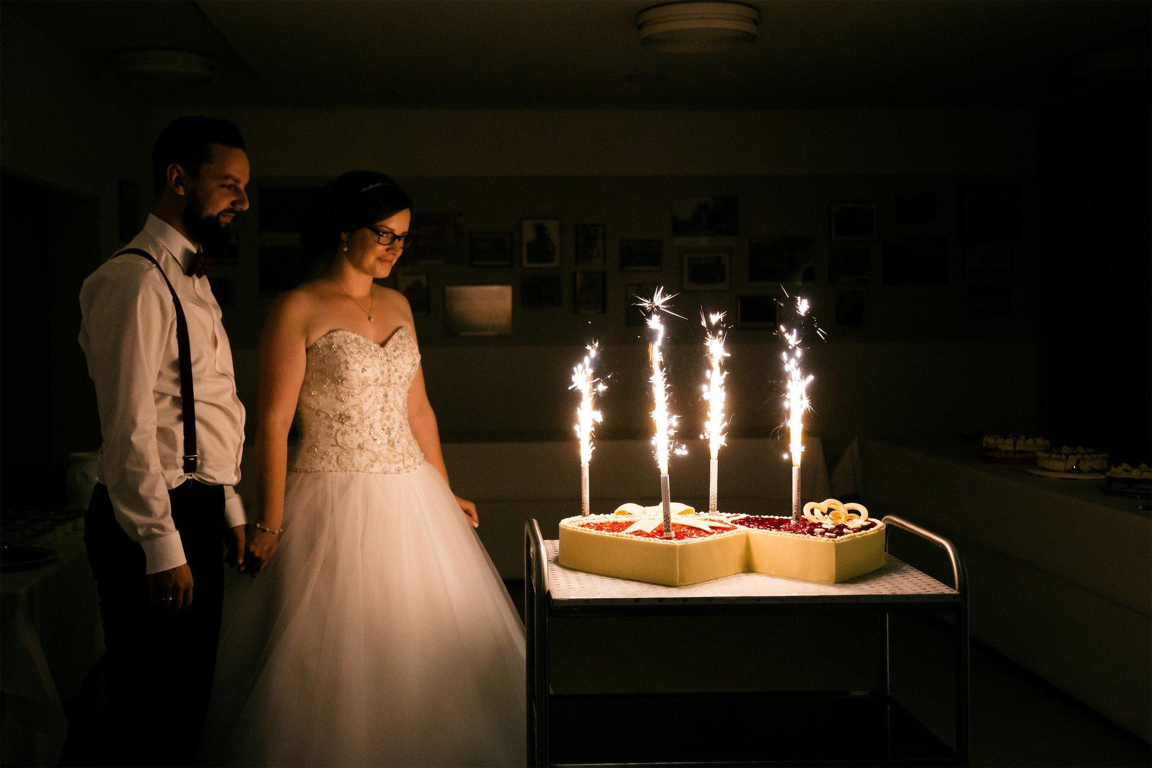 Hochzeitstorte in Breidenbach-Wiesenbach