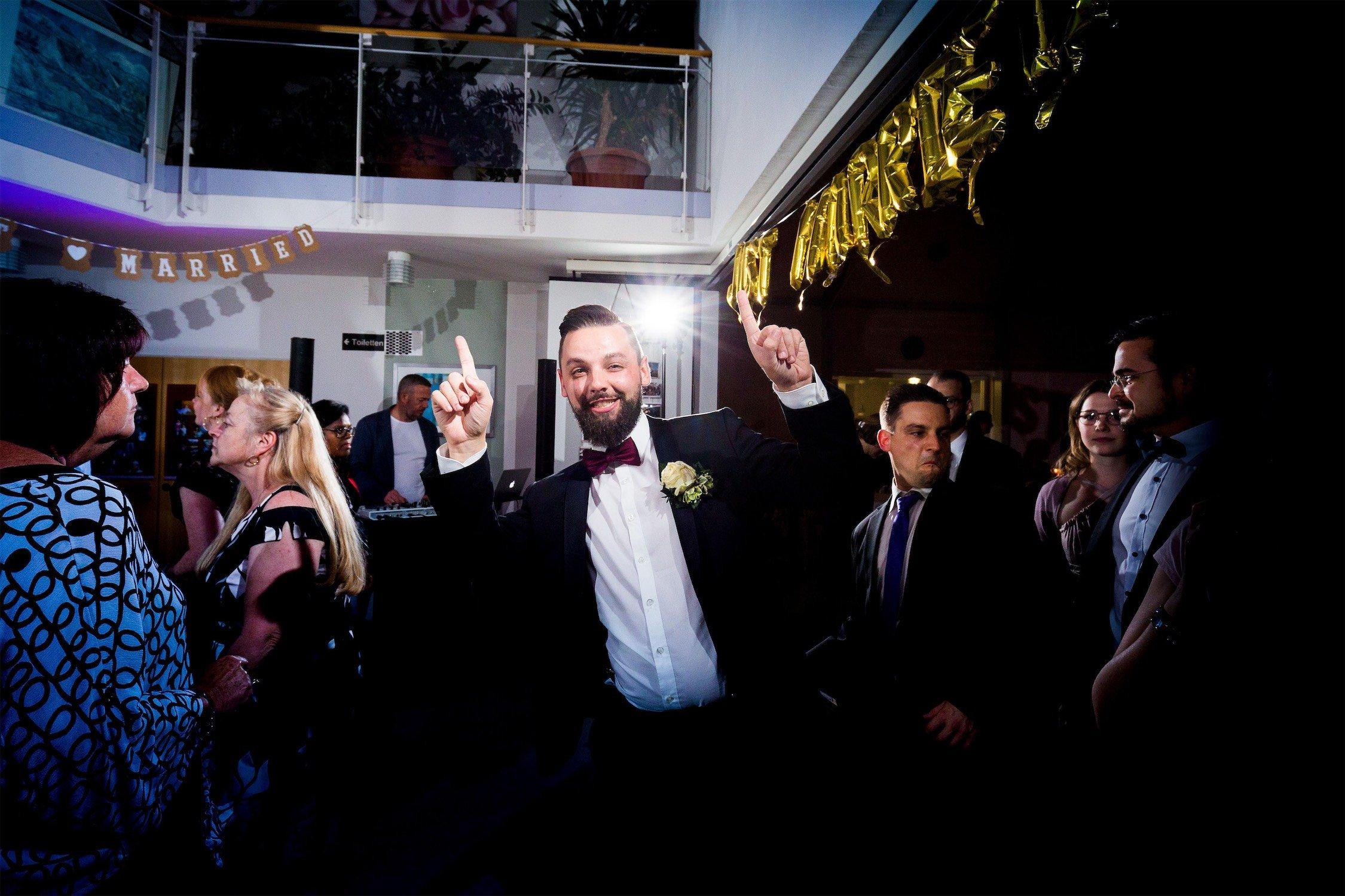 Hochzeitsparty in Breidenbach-Wiesenbach