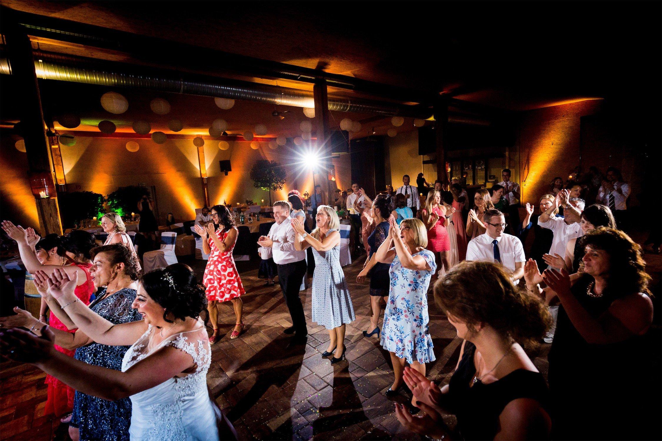 Party im Landgasthof Neubauer in Seligenstadt